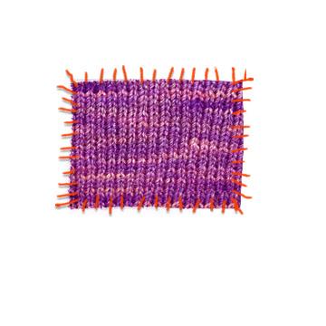 purple stitch