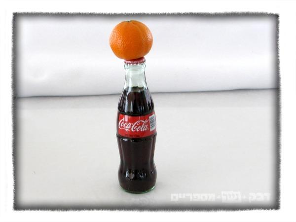 coca cola and clementine