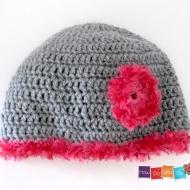 crochet hat for girl pattern