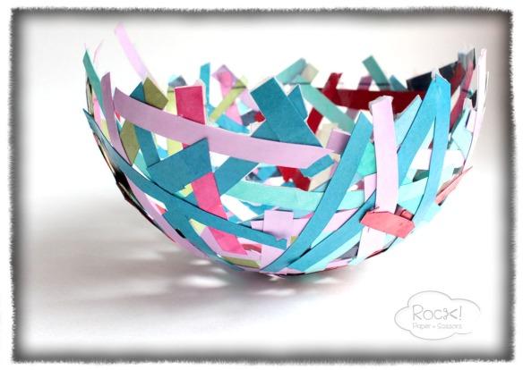 paper mache fruit basket 5