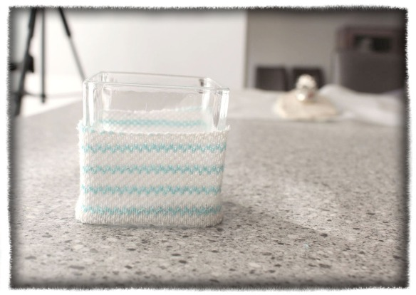 socks-on-glass