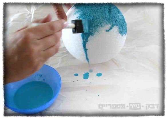 painting balls