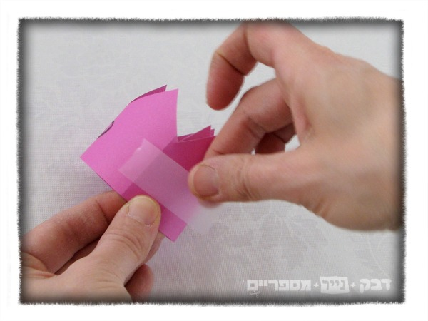 making a paper crown